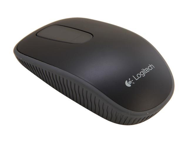 Logitech T400 910-003041 3 Buttons Touch Scroll USB RF Wireless Optical Zone Touch Mouse