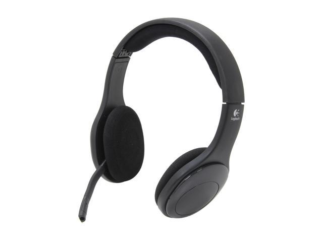 Logitech Wireless Headset h800 for PC, Tablets and Smartphones (981-000337)