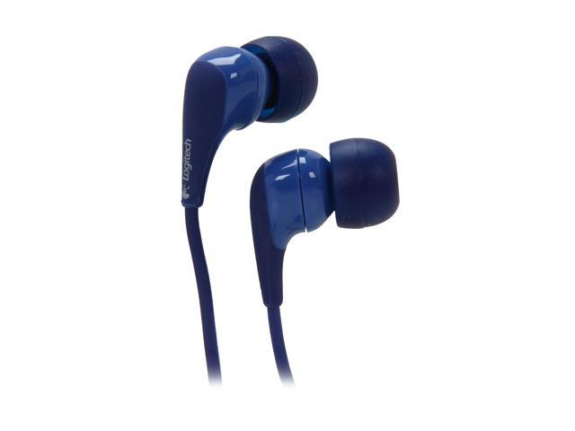 Logitech Ultimate Ears 200 Blue 985-000144 Blue Noise-Isolating Earphones