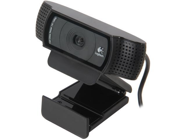 Logitech C920 USB 2.0 HD Pro Webcam