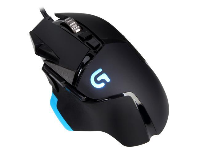 logitech g502 proteus core tunable gaming mouse 910. Black Bedroom Furniture Sets. Home Design Ideas