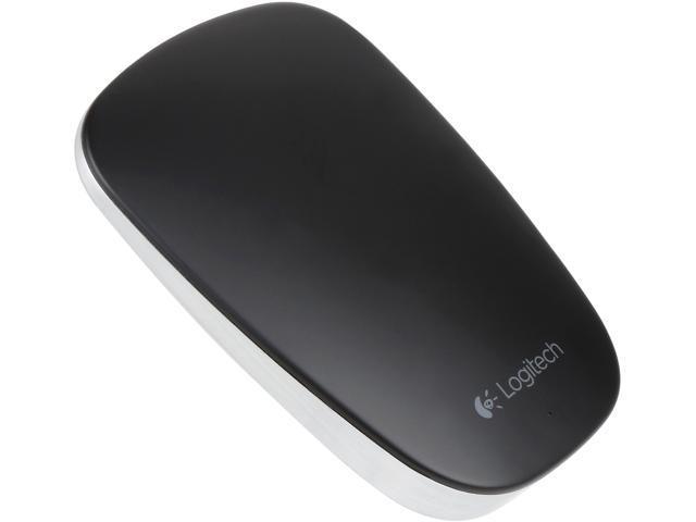 Logitech T630 Bluetooth Wireless Optical Ultrathin Touch Mouse 910-003825
