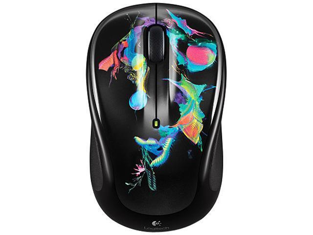 Logitech M325 910-004160 FreeSpirit RF Wireless Optical Mouse