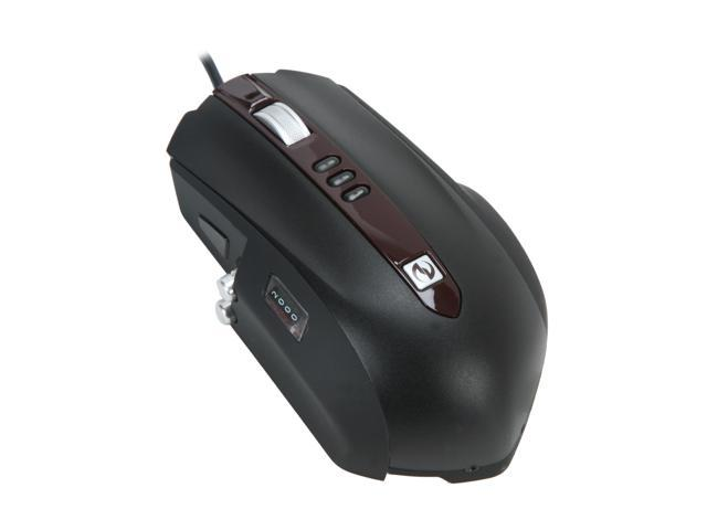Microsoft SideWinder Black Wired Mouse