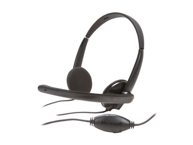 Microsoft LifeChat LX-1000 Supra-aural Headset