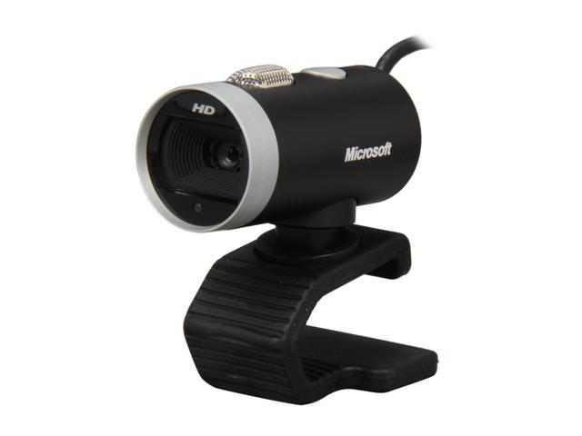 Microsoft 6CH-00001 USB 2.0 LifeCam Cinema