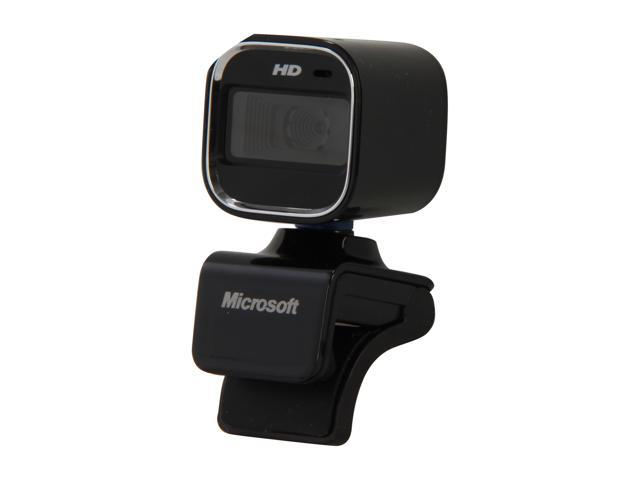 Microsoft 7PD-00008 LifeCam HD-6000 WebCam