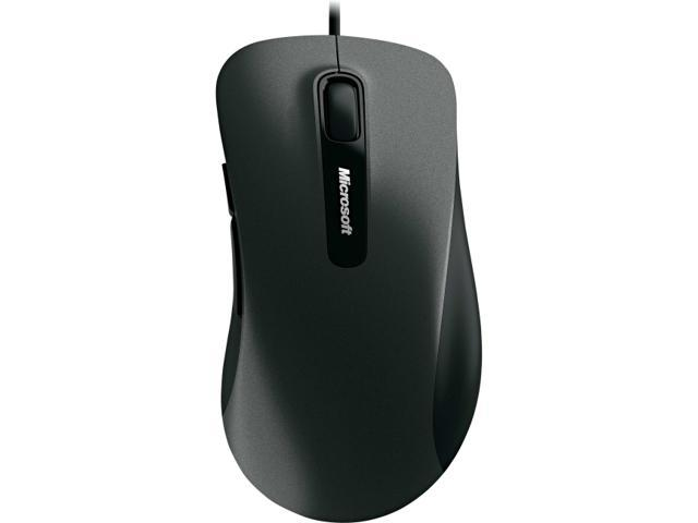 Microsoft Comfort Mouse 6000 S7J-00010 Black Wired BlueTrack Mouse