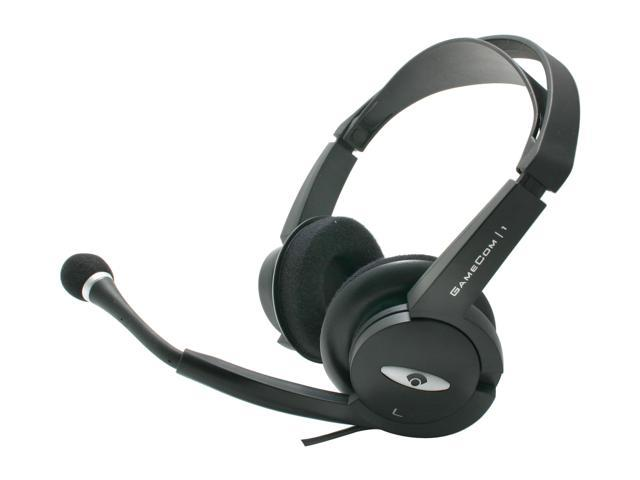 PLANTRONICS GAMECOM 1 Circumaural Stereo Gaming Headset
