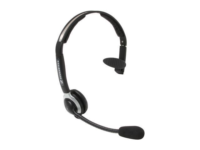 SENNHEISER CC 500 Series CC 510 Easy Disconnect Connector Single Ear Single-Sided Headset