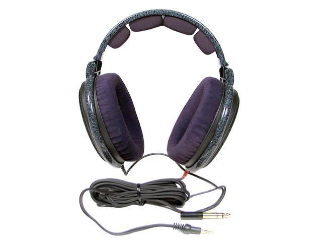 Sennheiser Black HD600 3.5mm/ 6.3mm Connector Circumaural Headphone
