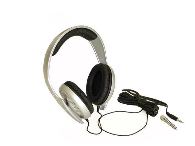 Sennheiser HD 497 3.5mm/6.3mm Connector OpenAir Dynamic Stereo Headphone