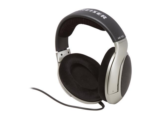 Sennheiser - Surround Sound Headphones (HD 555)