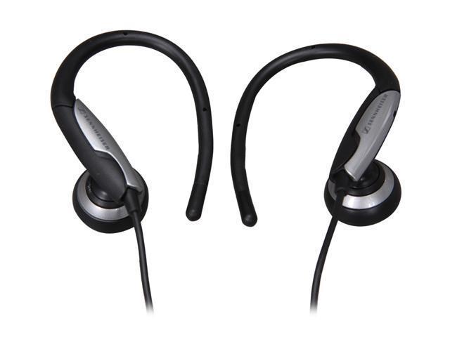 Sennheiser OMX180 Earbud Stereo Headphones with Flexible Ear Hooks