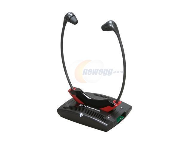 Sennheiser Set 50 TV Canal Wireless Infrared Headphones, TV Listening Sound System