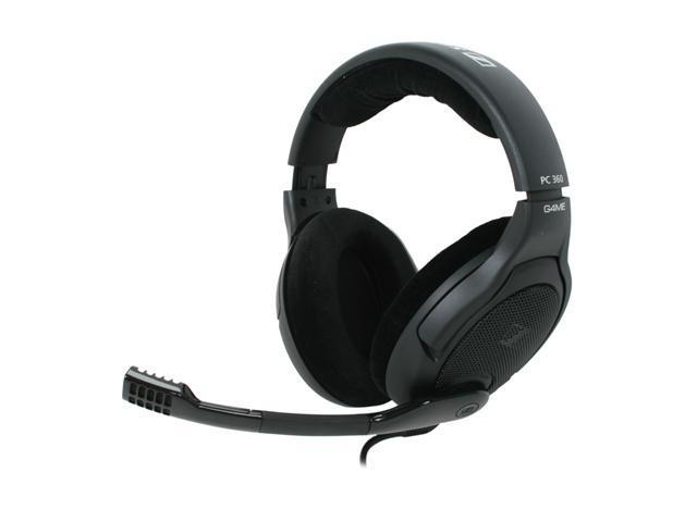 SENNHEISER PC360 3.5mm Connector Circumaural Headset - Newegg.com