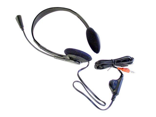 DCT Factory HP-257 3.5mm Connector Supra-aural Stereo Headset