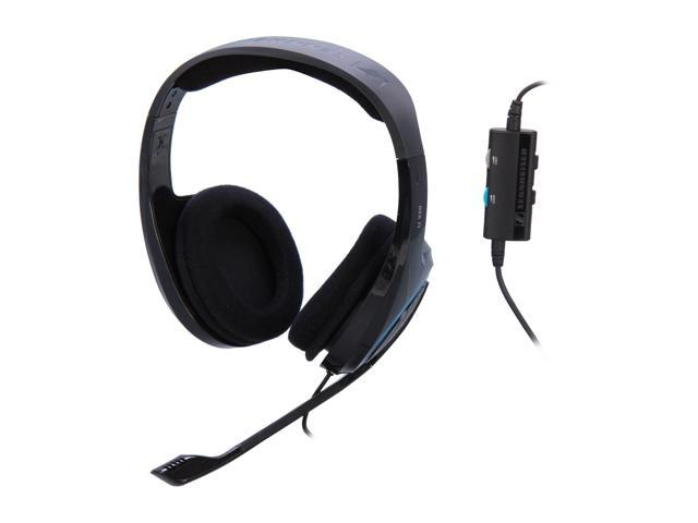 SENNHEISER U 320 2.5mm / RCA / USB Connector Circumaural Gaming Headset