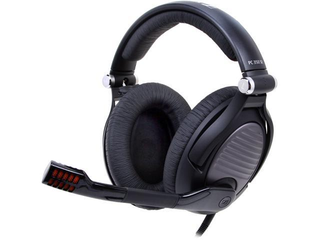 Sennheiser PC 350 Special Edition High Performance Gaming Headset - Black