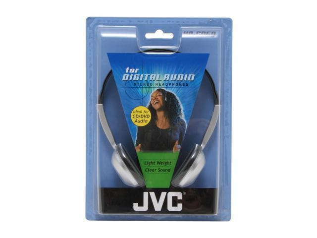 JVC HACD60 2.5mm Connector Supra-aural Light Weight Headphone
