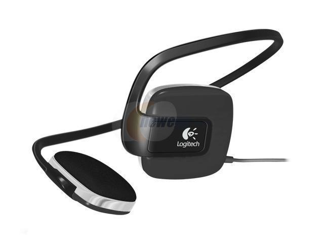 Logitech Identity 3.5mm Connector Supra-aural Headphones