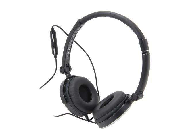 A4Tech L-610-1 3.5mm Connector Circumaural Folding Headset