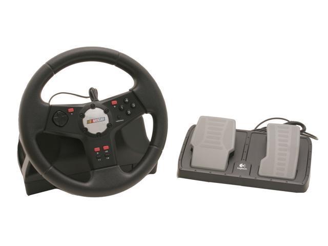 LOGITECH NASCAR RACING WHEEL PC DRIVERS FOR PC