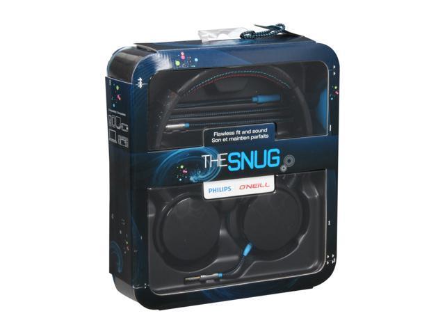 PHILIPS O'Neill SHO8801/28 3.5 mm Stereo Connector Supra-aural The Snug Headband Headphone