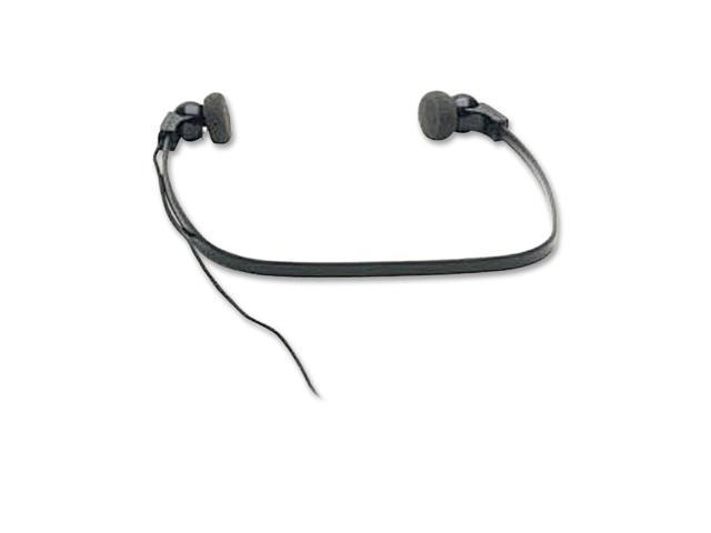 PHILIPS Black LFH0334/00 Binaural Headphone/Headset