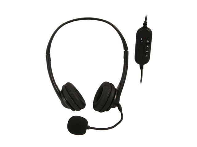 DCT Factory HP-9935 USB Connector Headphone with Mic