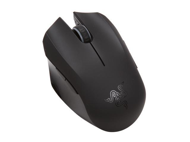RAZER Orochi Black Dual Mode Wired/Wireless Functionality Laser Gaming Mouse