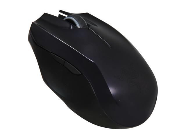 RAZER Orochi Black Chrome Edition RZ01-00300200-R3M1 5 Buttons 1 x Wheel USB Bluetooth Wireless Laser Mouse