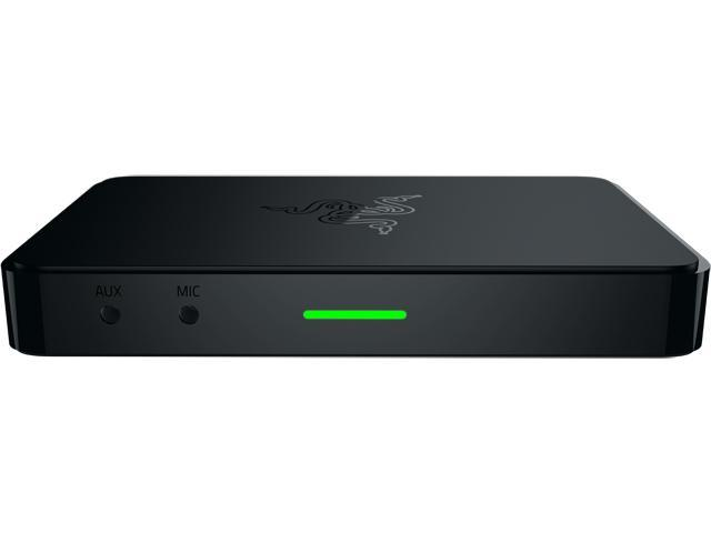 Razer Ripsaw USB 3.0 Game Capture Card for PC, PlayStation 4 or 3, Xbox One or 360, or Wii U, Uncompressed HD 1080p 60fps