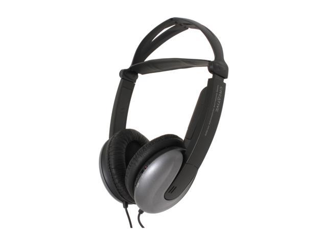 Creative HN-605 3.5mm Connector Circumaural Noise-Canceling Headphone