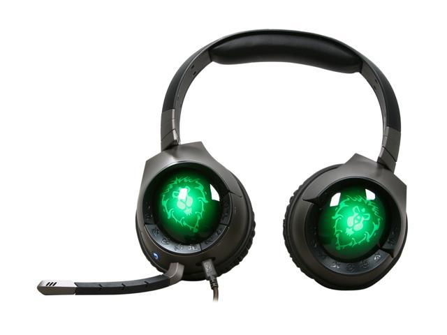 Creative Labs GH0110 Sound Blaster World of Warcraft Wired USB Headset