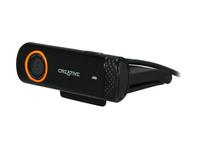 Creative 73VF064000000 Live! Cam Socialize 0.3 M Effective Pixels USB 2.0 WebCam