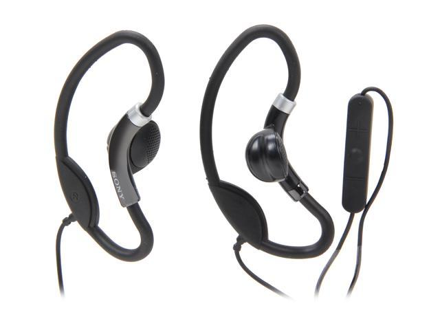 SONY Black DR-AS22IP Earbud Active Style Sports Headset