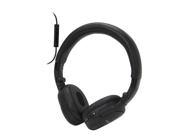 SONY Black DR-NC201IP 3.5mm Connector On-Ear Noise Canceling Headphone