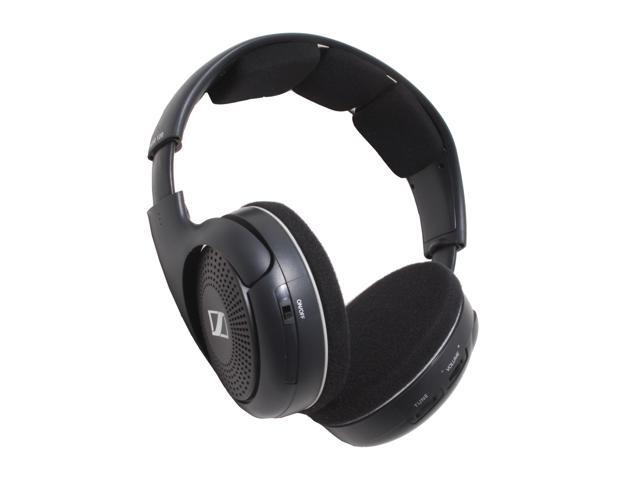 Black Supplemental Wireless Headphone for RS-120 System