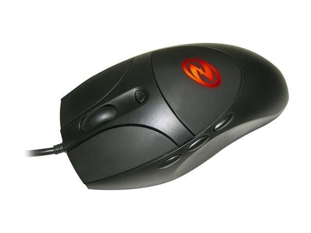 ideazon MW1NAE1-X9ZMS01 Black 7 Buttons 1 x Wheel USB Wired Optical REAPER Gaming Mouse