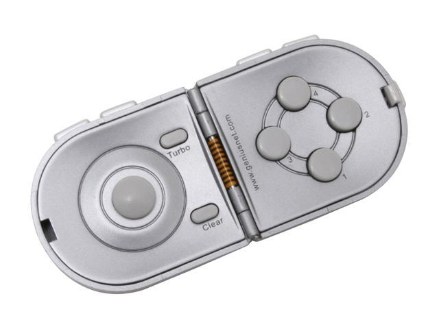 Genius MaxFire Pandora Pro Foldable Mini USB Vibration Game Pad
