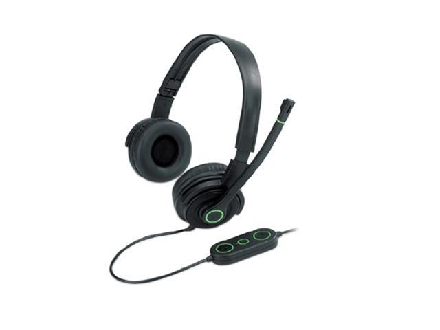 GENERIC HS-03U USB Connector Circumaural USB gaming headset with vibration