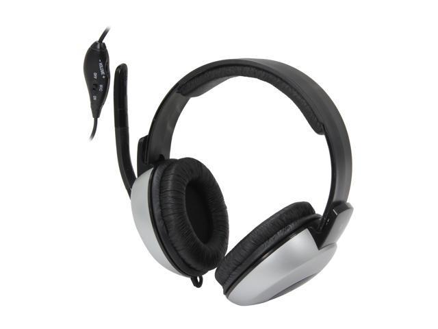 Genius HS-05A Circumaural Full Size Headset