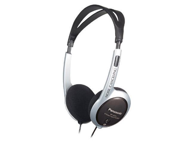 Panasonic RP-HC70 Supra-aural Noise Canceling Headphone