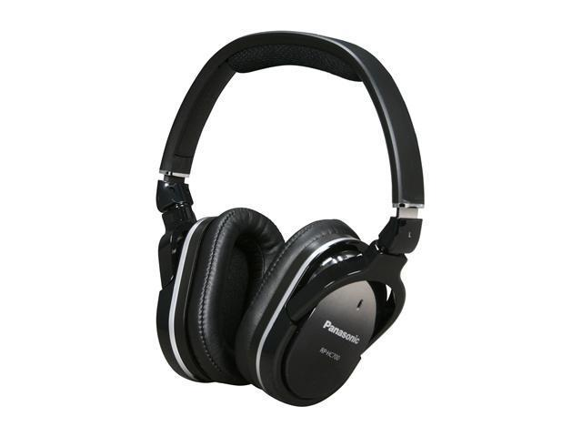 Panasonic RP-HC700-S Circumaural Noise Canceling Headphone