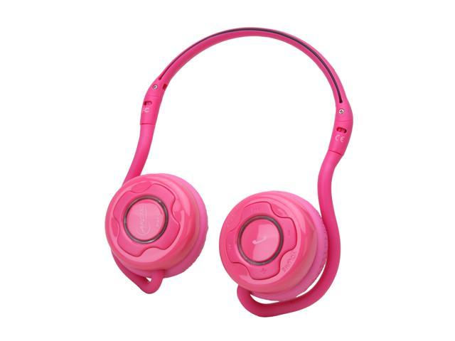 ARCTIC P311-Pink On-Ear Bluetooth Headset, ideal for Sports, 70 hours playback