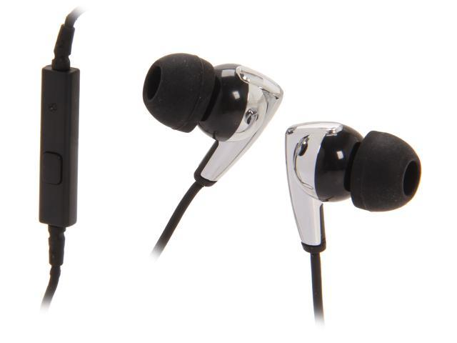 ARCTIC COOLING Silver E461-BM 3.5mm Connector Earphone for Mobile Phones and Music Players