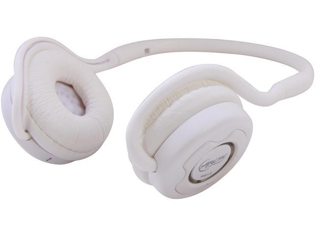 ARCTIC COOLING P311 (White) Supra-Aural, Neckband Bluetooth Headset for Sports and On The Go