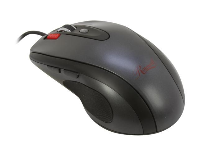 Rosewill RM-3200L 7 Buttons 1 x Wheel USB Wired Laser Mouse