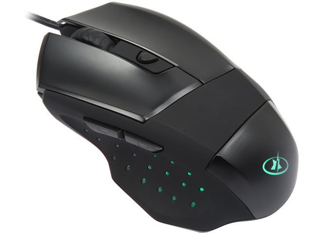 Rosewill ION D10 4000 dpi Optical Wired Gaming Mouse - Newegg.com